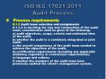 iso iec 17021 2011 audit process19