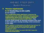 iso iec 17021 2011 audit process29