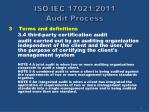 iso iec 17021 2011 audit process3