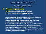 iso iec 17021 2011 audit process32