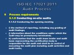 iso iec 17021 2011 audit process33