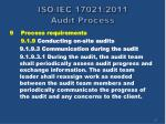 iso iec 17021 2011 audit process35