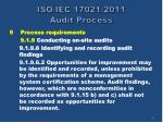 iso iec 17021 2011 audit process43