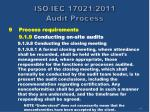 iso iec 17021 2011 audit process48