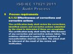 iso iec 17021 2011 audit process56