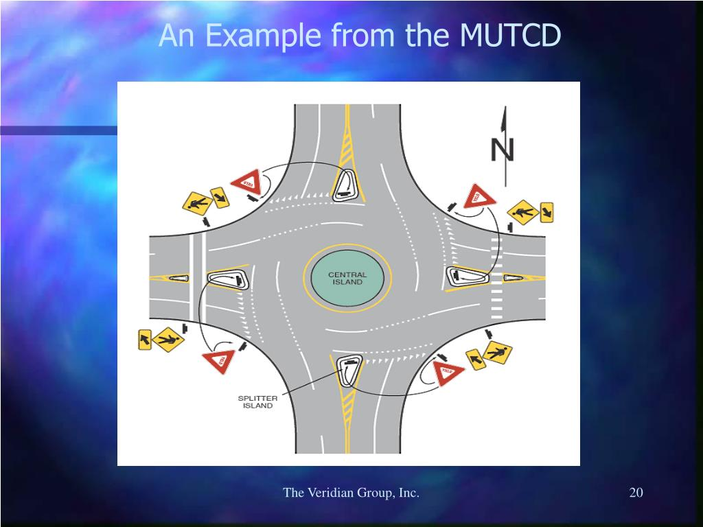 An Example from the MUTCD