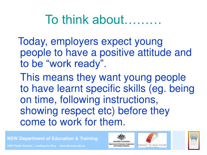 Ppt careers education in primary school presentation for parents to think about malvernweather Choice Image