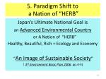 5 paradigm shift to a nation of herb
