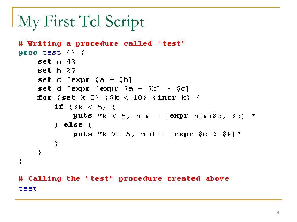 PPT - NS-2 Tutorial PowerPoint Presentation - ID:459888