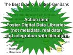 the best example entrez genbank http www ncbi nlm nih gov42
