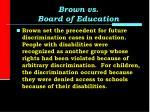 brown vs board of education7