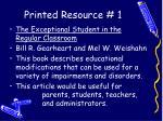 printed resource 1
