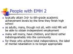 people with emh 2