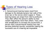 types of hearing loss29