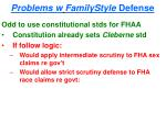 problems w familystyle defense34
