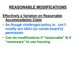 reasonable modifications3