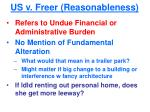 us v freer reasonableness