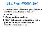 us v freer wdny 1994