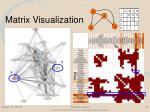 matrix visualization