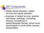 iep components33