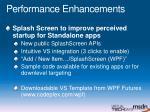 performance enhancements14