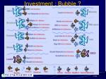 investment bubble