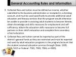 general accounting rules and information11