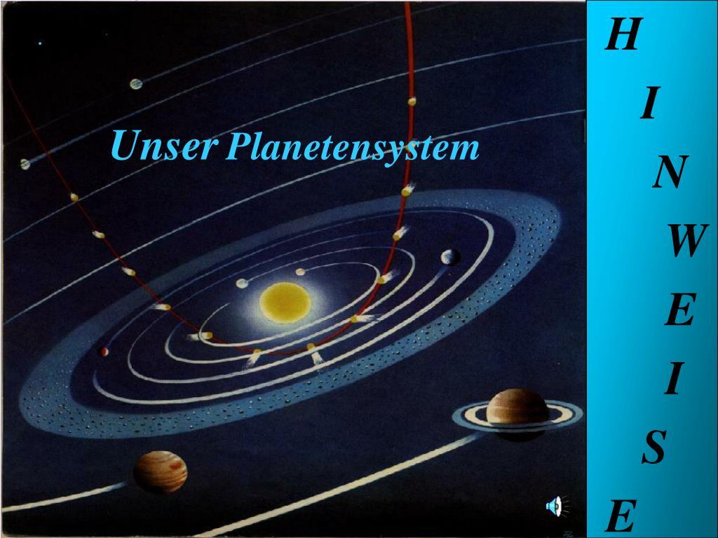 Planeten System