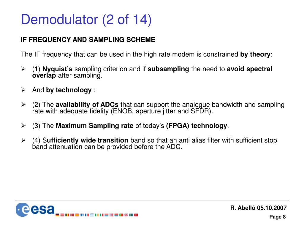 Demodulator (2 of 14)