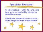 application evaluation25
