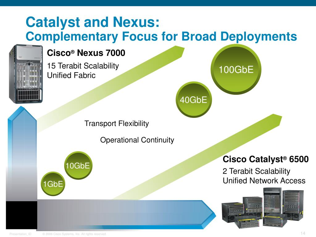 Catalyst and Nexus: