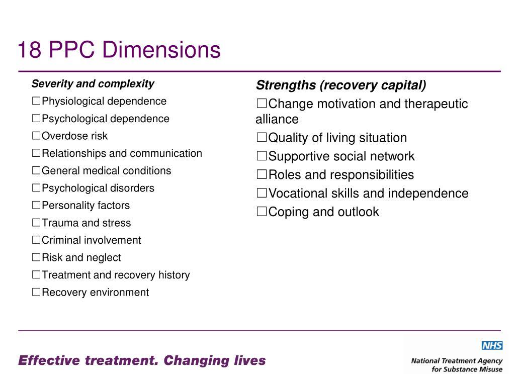 18 PPC Dimensions
