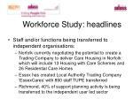 workforce study headlines1