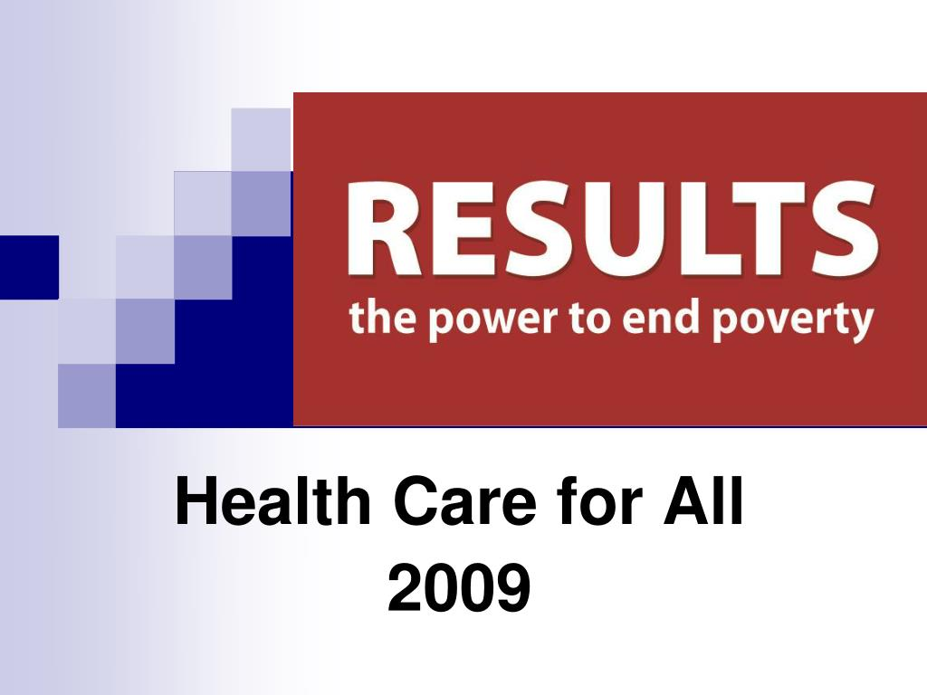 health care for all 2009 l.
