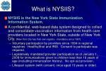 what is nysiis