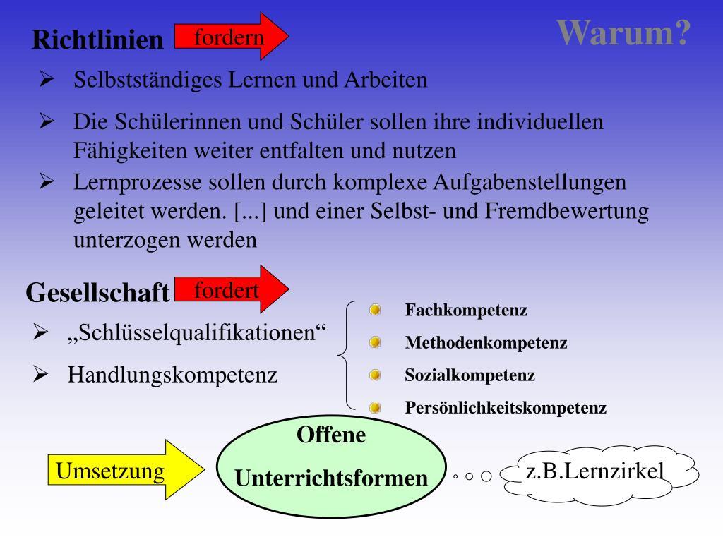 Richtlinien