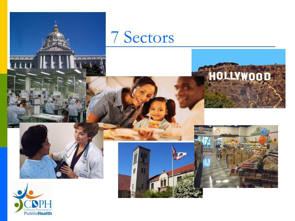 7 Sectors