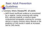 basic adult prevention guidelines20