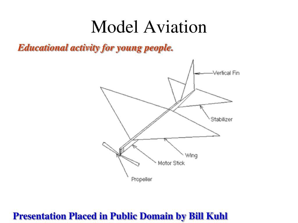 model aviation l.