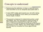 concepts to understand43