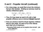 r and e propeller aircraft continued4