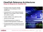 clearpath reference architectures unisys 3d blueprints for clearpath soa