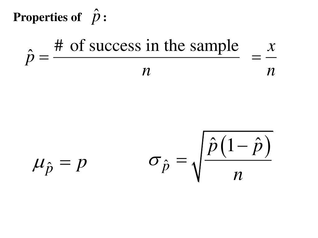 Properties of       :