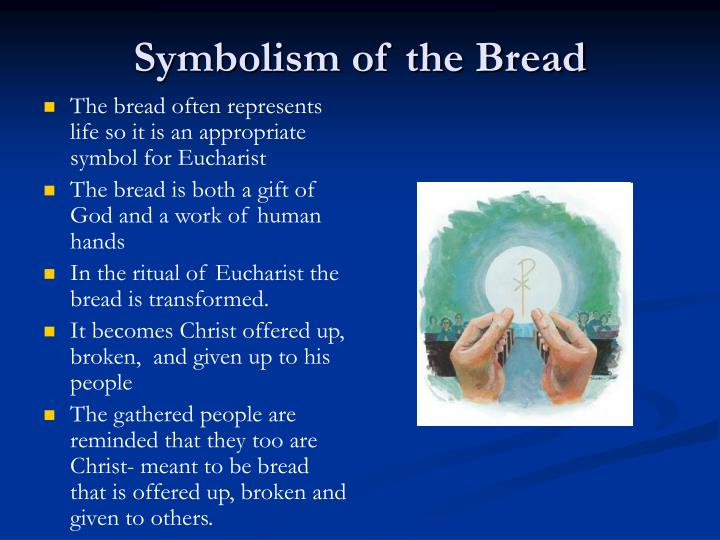 Ppt The Sacrament Of The Eucharist Powerpoint Presentation Id465761