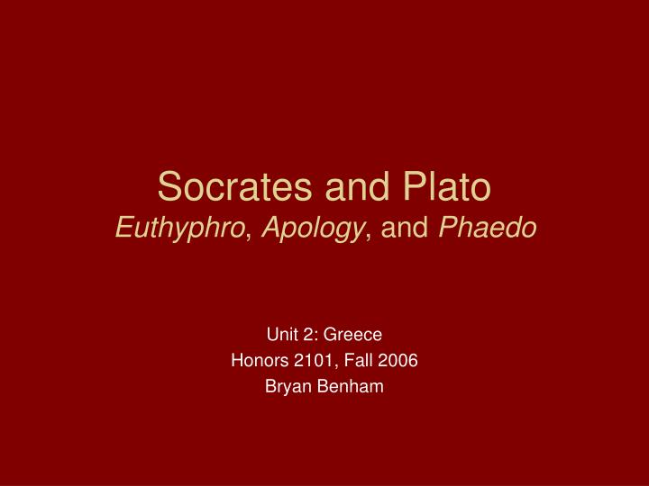 """apology socrates essays Let me quote from apology the accusations against socrates: """"that socrates is a doer of evil, and corrupter of the youth, and he does not believe in the gods of the state, and has other new divinities of his own"""" (plato."""
