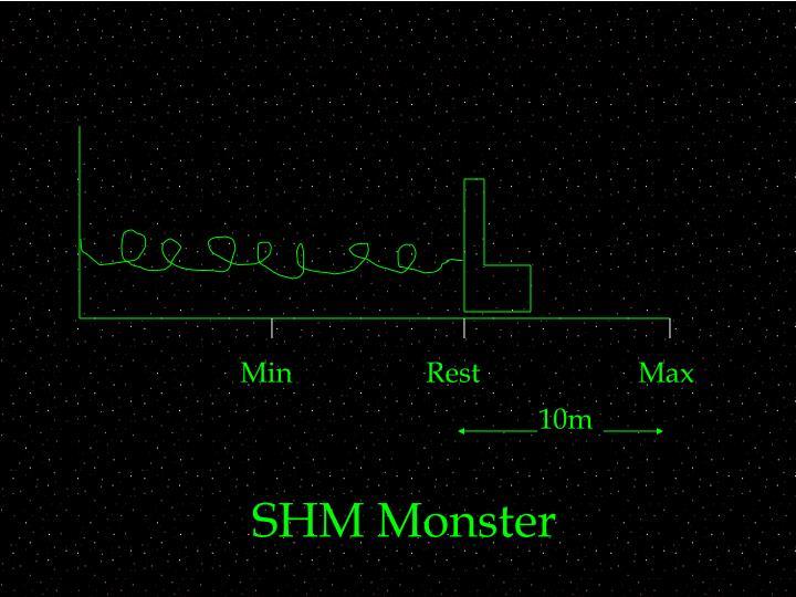 SHM Monster