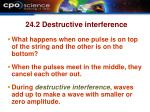 24 2 destructive interference