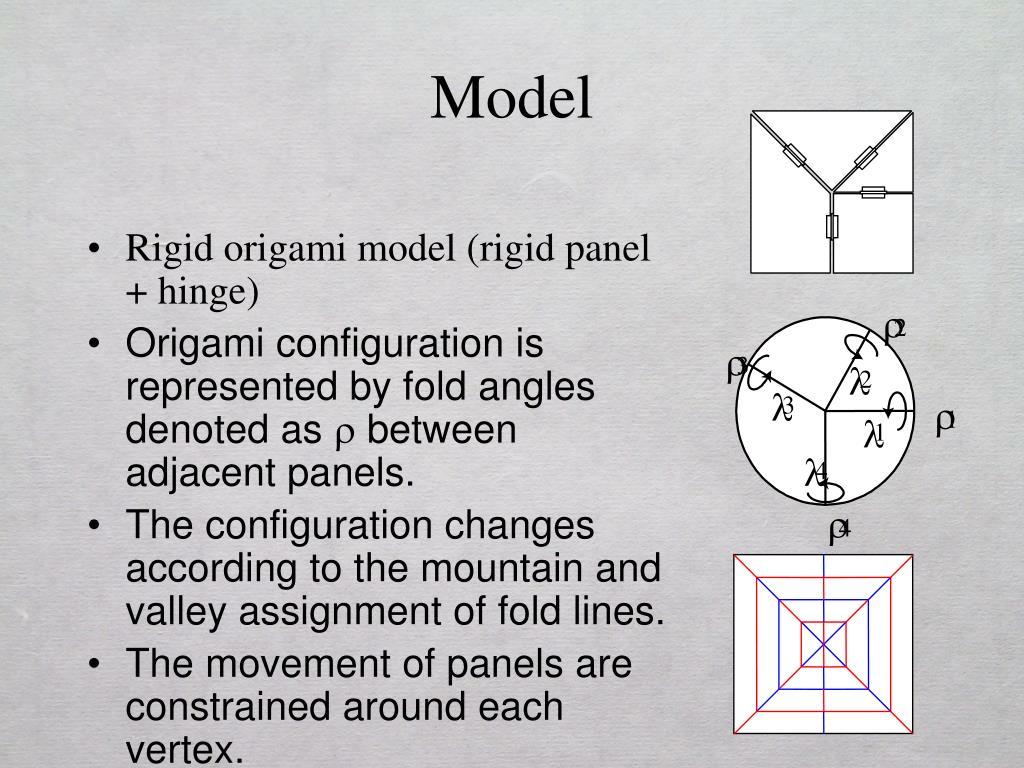 A car model by Gregory Epps animated by Rigid Origami Simulator [7 ... | 768x1024