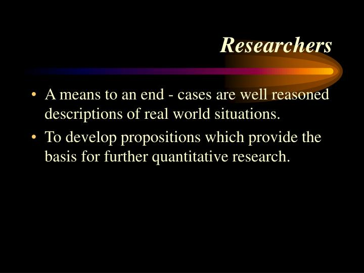 researchers meaning Systematic investigative process employed to increase or revise current knowledge by discovering new facts it is divided into two general categories: (1) basic research is inquiry aimed at increasing scientific knowledge, and (2) applied research is effort aimed at using basic research for solving problems or developing new processes, products, or techniques.