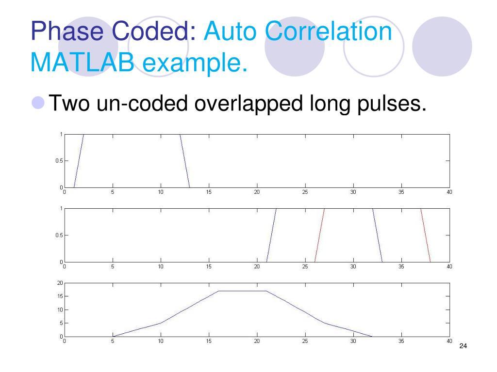 PPT - Radar Project Pulse Compression Radar PowerPoint Presentation